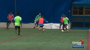 FC Edmonton coach pleased with what he sees at team's CPL training camp